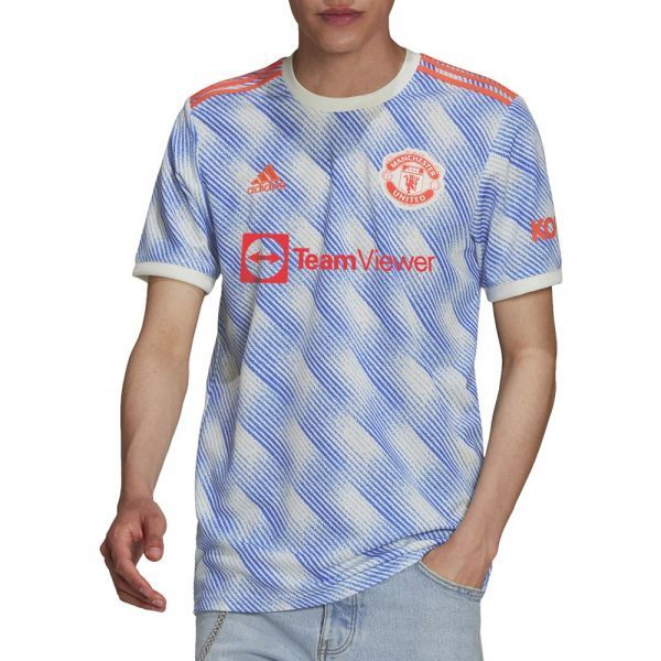 Adidas Manchester United Away Soccer Jersey '21-'22