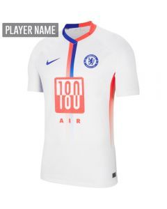 Nike Chelsea Air Max Jersey '20-'21 (White/Concord)