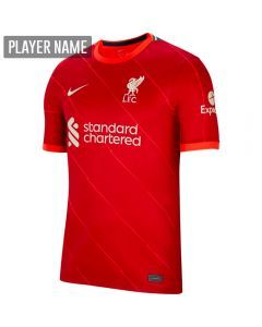 Nike Liverpool Home Soccer Jersey '21–'22 (Gym Red/Bright Crimson/Fossil)