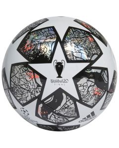 Adidas UCL Finale Istandbul Training Ball (White/Multicolor/Black/Solar Red)