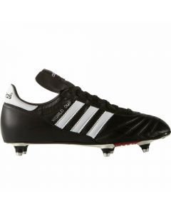 Adidas World Cup Soft Ground Soccer Cleats (Black/White)