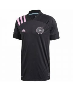 Adidas Inter Miami CF Secondary Jersey 2020 (Black/Clear Pink)