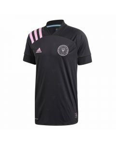 Adidas Youth Inter Miami CF Secondary Jersey 2020 (Black/Clear Pink)
