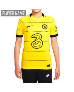 Nike Chelsea Away Youth Soccer Jersey '21-'22