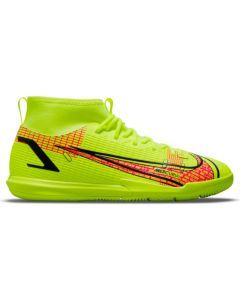 Nike Jr. Mercurial Superfly 8 Academy IC Youth Indoor Soccer Shoes