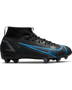 Nike Jr. Mercurial Superfly 8 Academy FG/MG Youth Soccer Cleats
