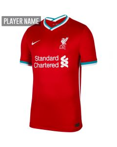 Nike Liverpool Home Jersey '20-'21 (Gym Red/White)
