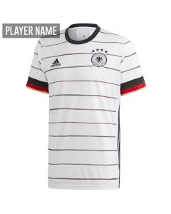 Adidas Germany Home Jersey 2020 (White/Black)