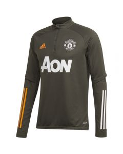 Adidas Manchester United Training Top (Legend Earth)