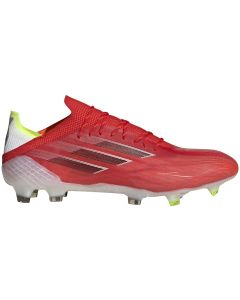 Adidas X Speedflow.1 FG Soccer Cleats (Red/Core Black/Solar Red)