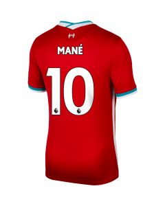Nike Liverpool 'MANE 10' Home Jersey '20-'21 (Gym Red/White)