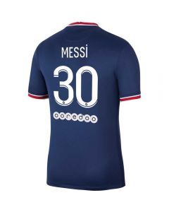 Nike PSG 'MESSI 30' Home Soccer Jersey '21-'22