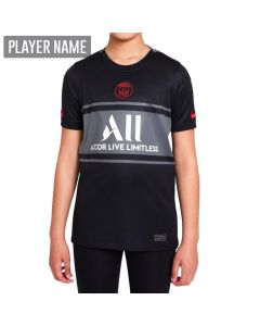 Nike PSG Third Youth Soccer Jersey '21-'22